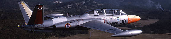 Fouga C M175 Zephyr Top