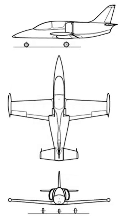 L 39 Albi P3views